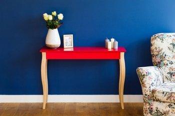 LILLO Console Table - Red