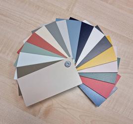 RAGABA Colour Samples