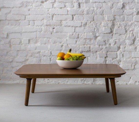 Contrast TETRA Coffee Table 110x110x31cm - Oak
