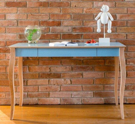 ToDo Schreibtisch Breite 120 x Tiefe 58cm - Blau